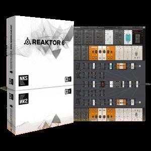 Native Instruments Reaktor 6 v6.4.0 Crack Mac Full Version Download