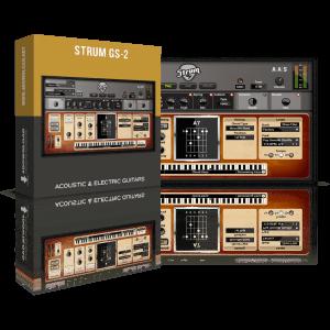 AAS Strum GS-2 v2.4.0 Crack Mac Full Version Free Download