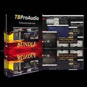 TBProAudio Bundle 2021.8.2 Full Version + Crack Free Download