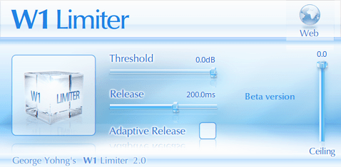 Download Free W1 Limiter Vst Plugin Full Version Get Free Here