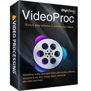 VideoProc 3.9 Crack Plus Serial Key for Windows Full Free Download 2021